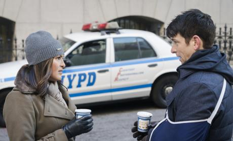 Law & Order: SVU Season 17 Episode 15 Review: Collateral Damages