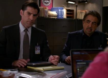 Watch Criminal Minds Season 8 Episode 16 Online