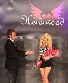 Heidi-wood