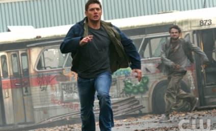 "Supernatural Clip, Episode Stills from ""The End"""