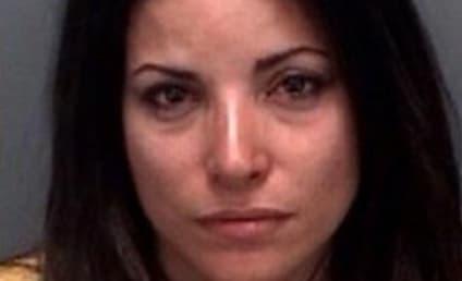 Mary Delgado: Drunk, Disorderly, Jailed