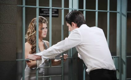 Days of Our Lives Photo Gallery: EJ's Behind Bars!
