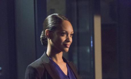Cynthia Addai-Robinson as Amanda Waller