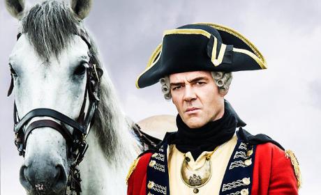 Marton Csokas as General Gage - Sons of Liberty