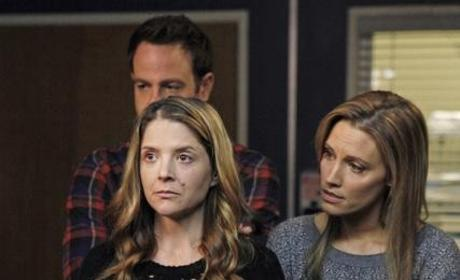 "Private Practice Interview: AJ Langer on Visit to Seattle Grace, Erica's ""Terrified"" State"