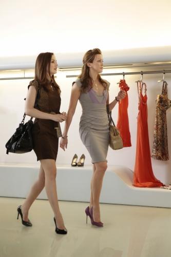 Blair and Juliet