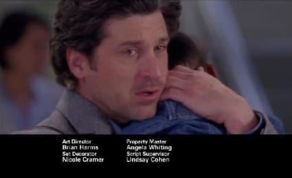 Grey's Anatomy Episode Teaser: Are You Getting Any?