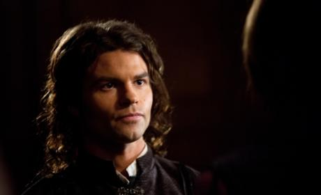 Elijah With Long Hair