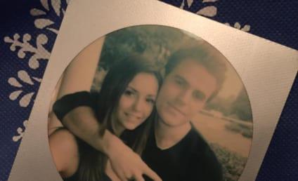 Nina Dobrev Bids Farewell to Paul Wesley: See the Sweet Photo