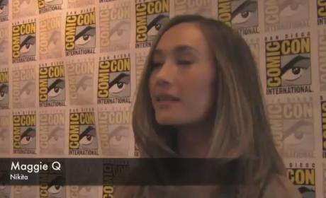 Nikita Cast at Comic-Con: Season 3 Scoop!