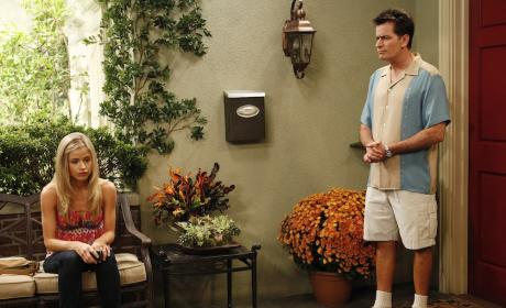 Krista Kalmus on Two and a Half Men