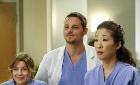 Karev, Yang and Grey