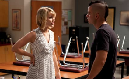 "Glee Photo Preview: ""Pot O' Gold"""
