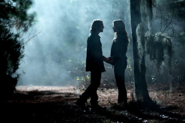 Oliver and Rebekah