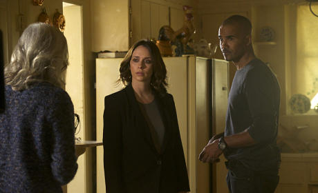 Kate and Morgan - Criminal Minds Season 10 Episode 11