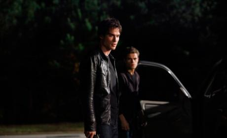 "The Vampire Diaries Music: ""The Turning Point"""