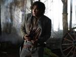Damon in the Civil War - The Vampire Diaries Season 7 Episode 10