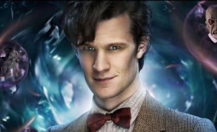Matt Smith Confirms Return to Doctor Who