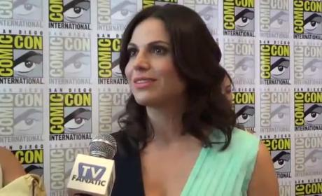 Lana Parrilla on Once Upon a Time Season 5: Can Regina be a Hero?