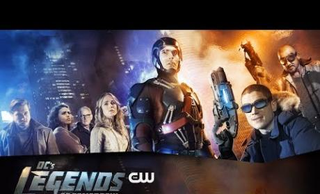DC's Legends of Tomorrow: An Extended First Look!