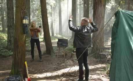 Taking Down Will - Once Upon a Time Season 4 Episode 3