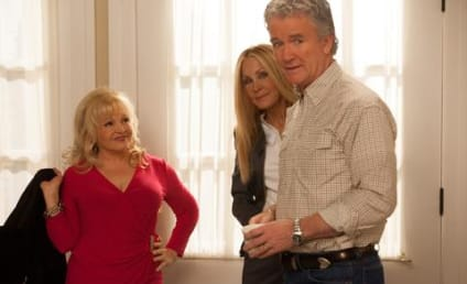 Dallas Review: Welcome to the Dark Side