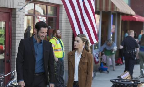 Lucifer Photo Preview: The Wrath of Mom