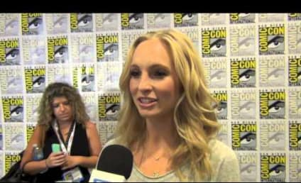 TVD Q&A: Candice Accola on College, Beer Pong, Meeting New Men and More!