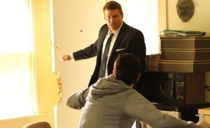 Bones Season Finale Photos: Booth Gets Tough