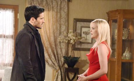 Shawn Wants Belle Back - Days of Our Lives