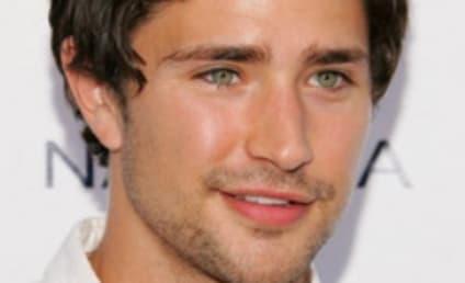 Matt Dallas: Cast on Eastwick