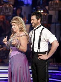 Maks and Kirstie
