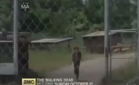 The Walking Dead Season 4 Clip
