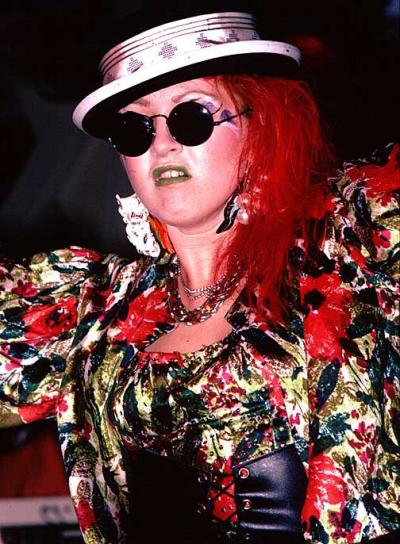 Cyndi Lauper to Perform on As the World Turns