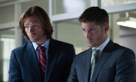Supernatural Midseason Report Card: B