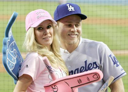 Spencer and Heidi: Dodgers