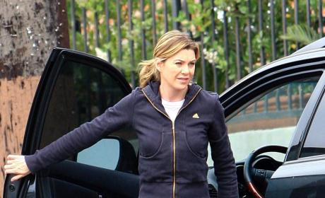 Behind the Scenes with Ellen Pompeo