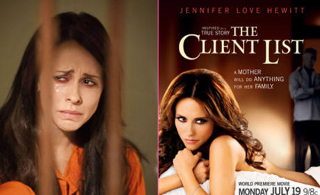 Jennifer Love Hewitt to Anchor The Client List