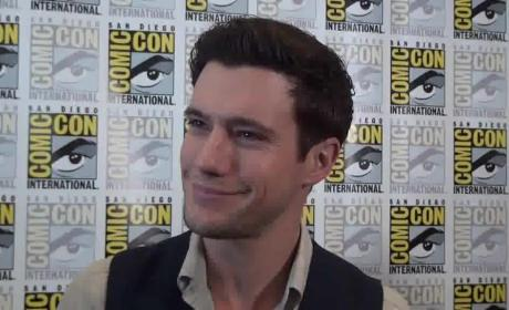Drew Roy Comic-Con Q&A