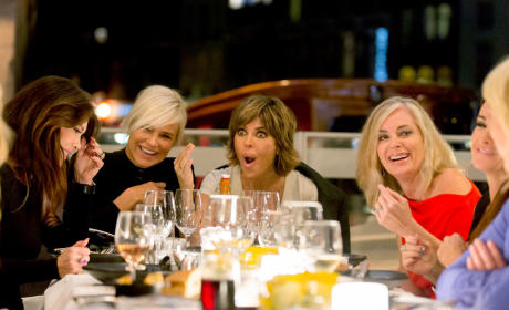 The Real Housewives of Beverly Hills Season 5 Episode 17 Review: Amster-Damn Slap