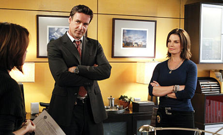 David James Elliott on CSI: NY: First Look