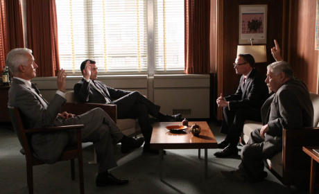 Mad Men Creator: Mum on Season Four Spoilers