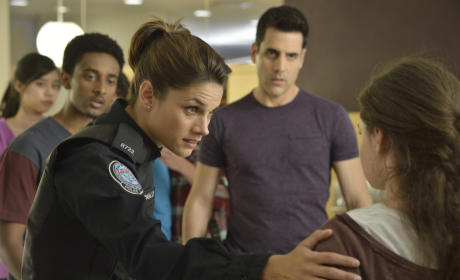 Watch Rookie Blue Online: Season 6 Episode 7