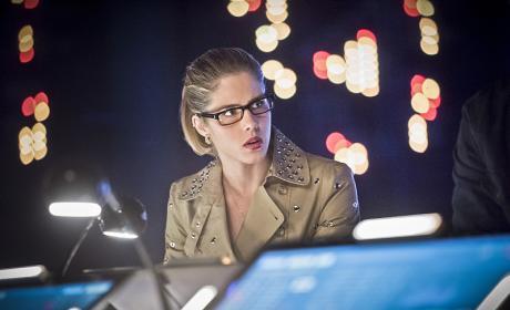 Intensity - Arrow Season 4 Episode 21