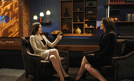 The Good Wife Review: One Word Changes Everything