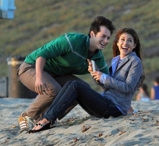 90210 Set Photo