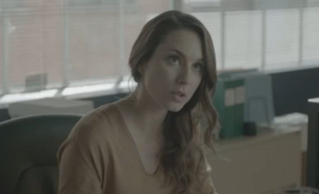 Suits Sneak Peek - Greetings, Troian Bellisario!
