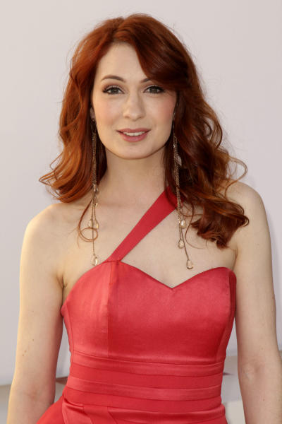 Felicia Day Pic
