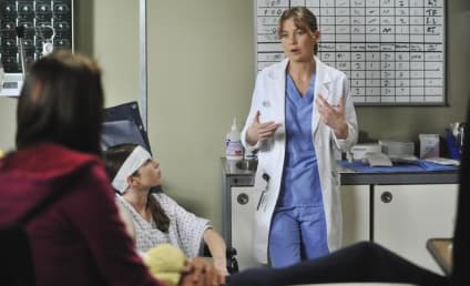 TV Ratings Report: An Improved Grey's Area