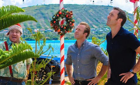 Hawaii Five-0 Season 5 Episode 9 Review: Longshot